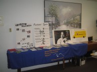 tabling display - Advisory Bd June 2011