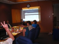 Advisory Board Meeting July 2010